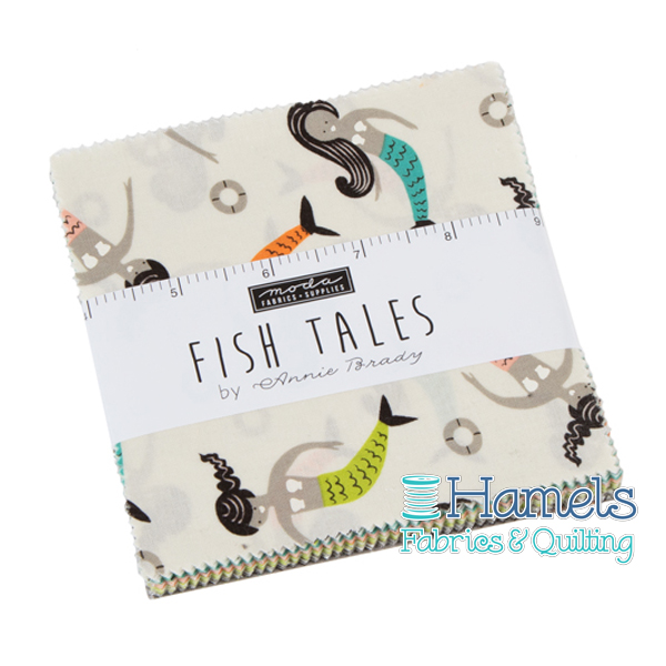 Fish Tales Charm Pack