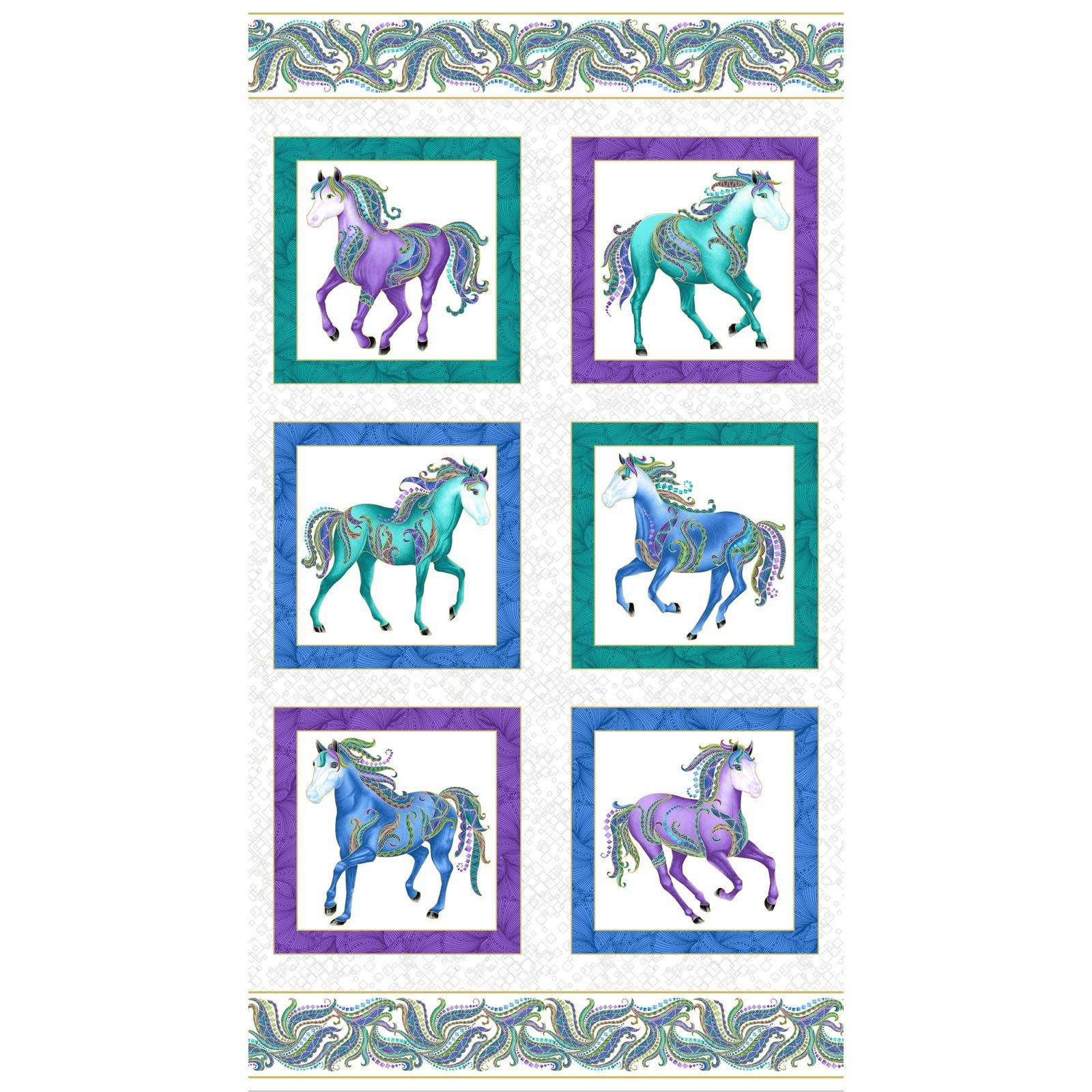 Horsen Around - 16850M-09