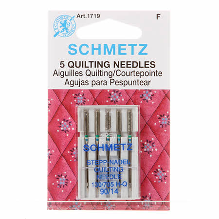 Schmetz Quilting Needles 14/90