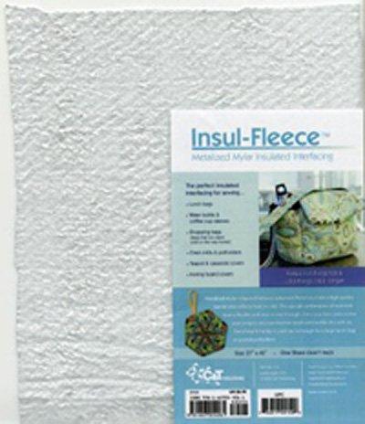 Insul-Fleece Insulated Interfacing 1 Sheet Craft Pack 27in x 45in
