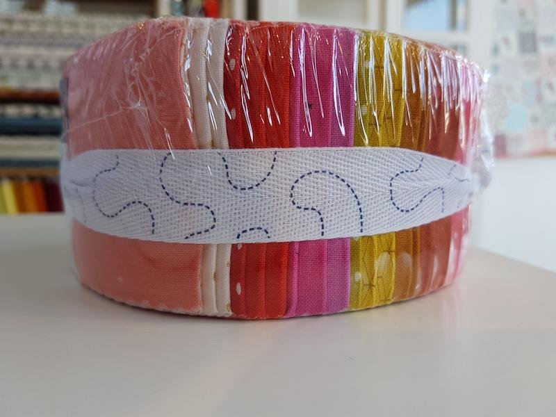 Cotton & Steel Basics - Warm Jelly Roll