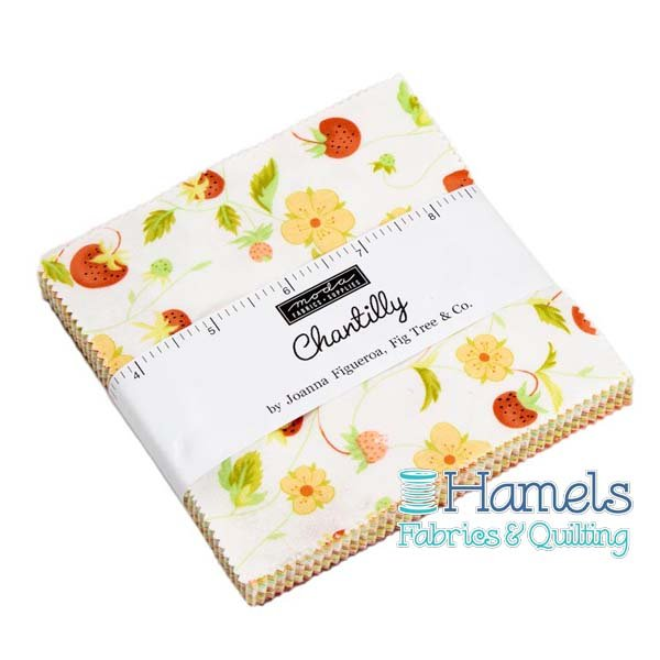 Chantilly Charm Pack