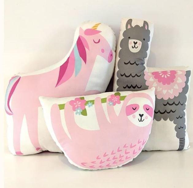 Cut Sew Create - Animal Pillows Panel