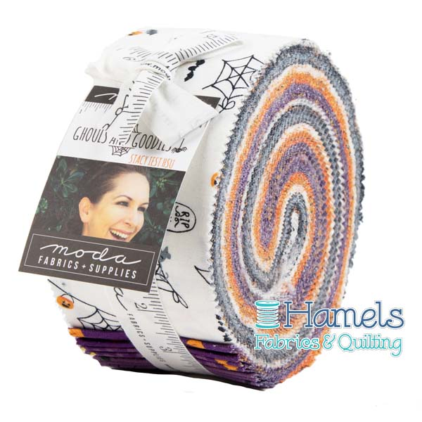 Ghouls and Goodies Jelly Roll