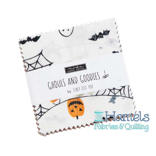 Ghouls and Goodies Mini Charm Pack
