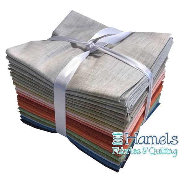 Color Weave One Fat Quarter Bundle