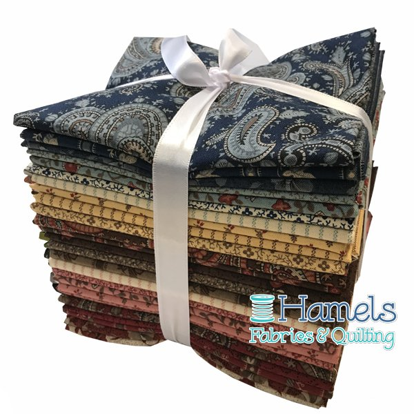 Lizzy's  Legacy Fat Quarter Bundle