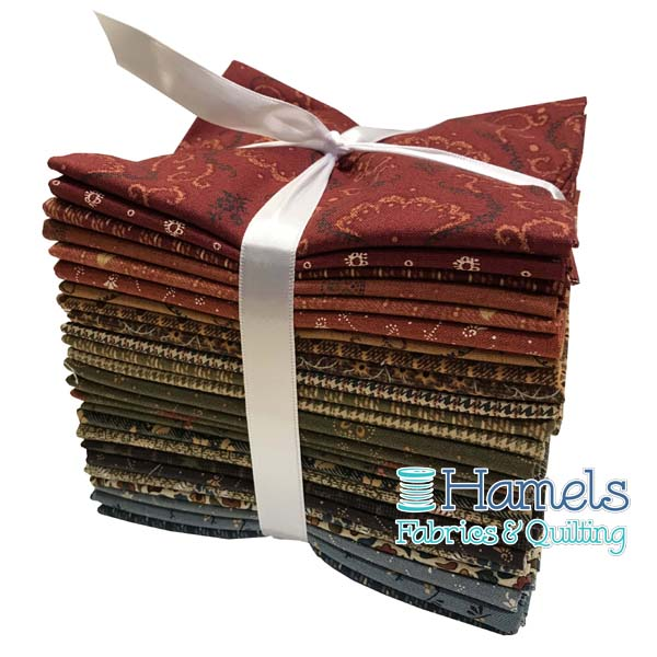 Kindred Spirits 2 Fat Quarter Bundle