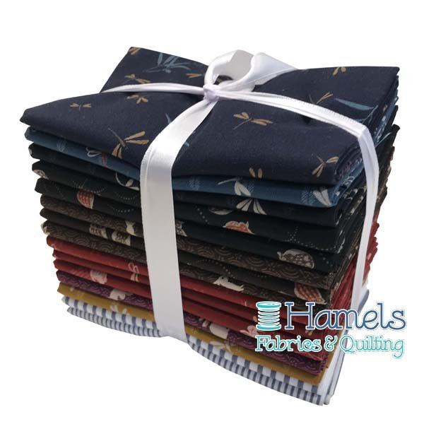 Sevenberry Collection Fat Quarter Bundle
