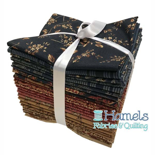 Collection For A Cause - Millbook Series 1889  Fat Quarter Bundle