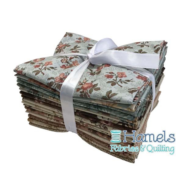 Southern Vintage Fat Quarter Bundle