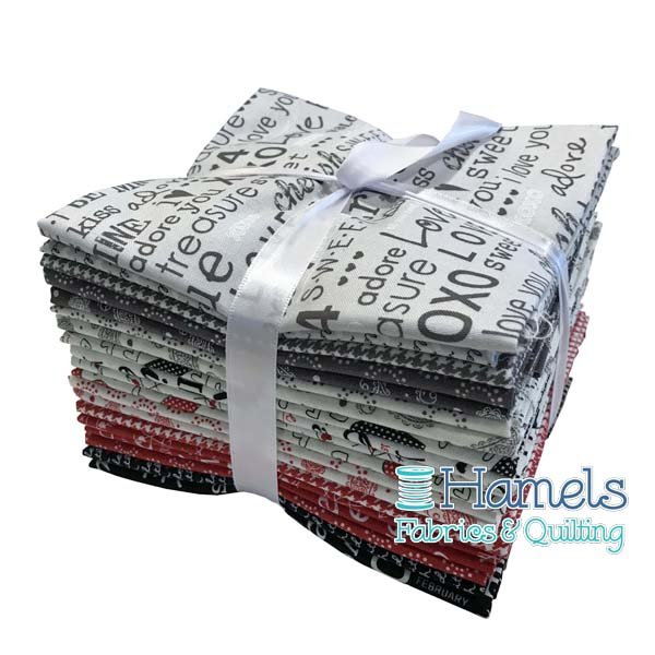 First Crush Fat Quarter Bundle