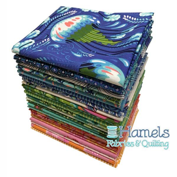 Zuma Fat Quarter Bundle