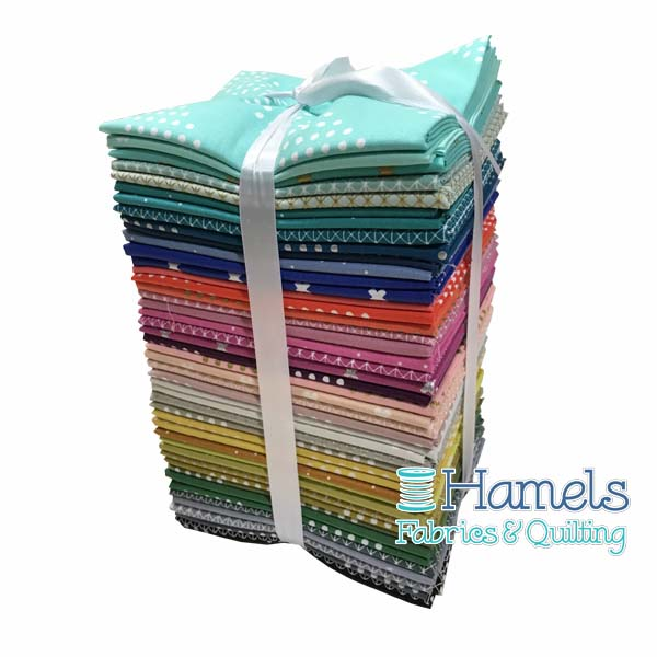 Cotton + Steele  Fat Quarter Bundle