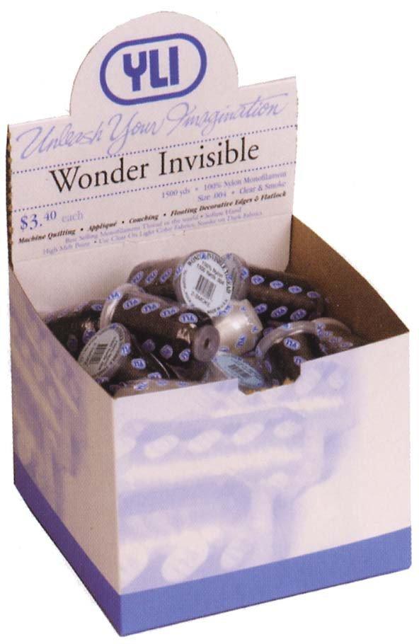 Invisible Nylon Monofilament Asst