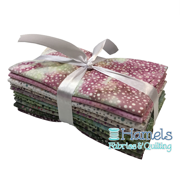 Dot Batiks - Fairy Princess Fat Quarter Bundle
