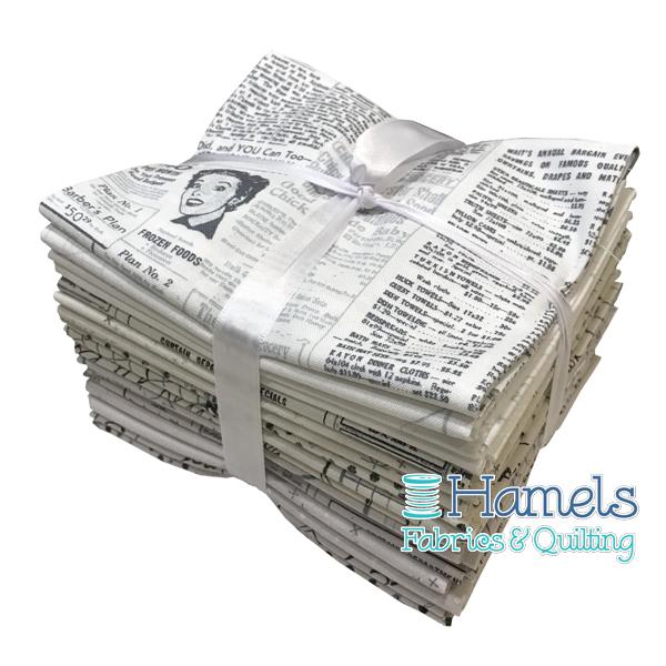 Modern Backgrounds - PAPER Fat Quarter Bundle