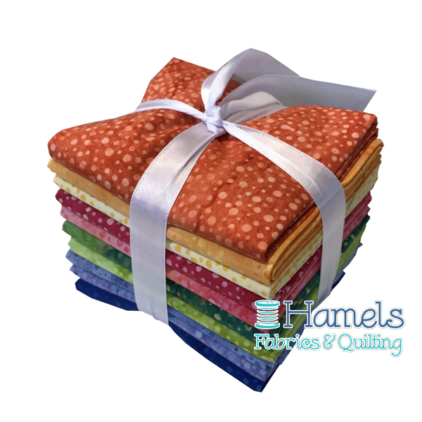Dot Batiks - Playtime Fat Quarter Bundle
