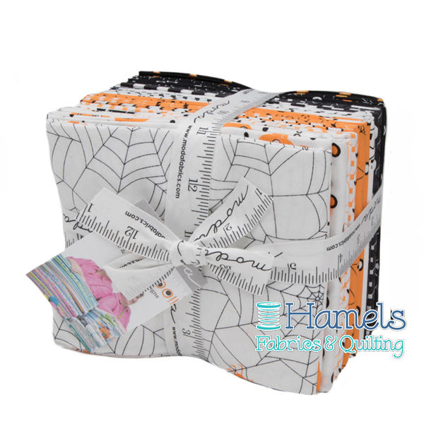 Dot Dot Boo Fat Quarter Bundle