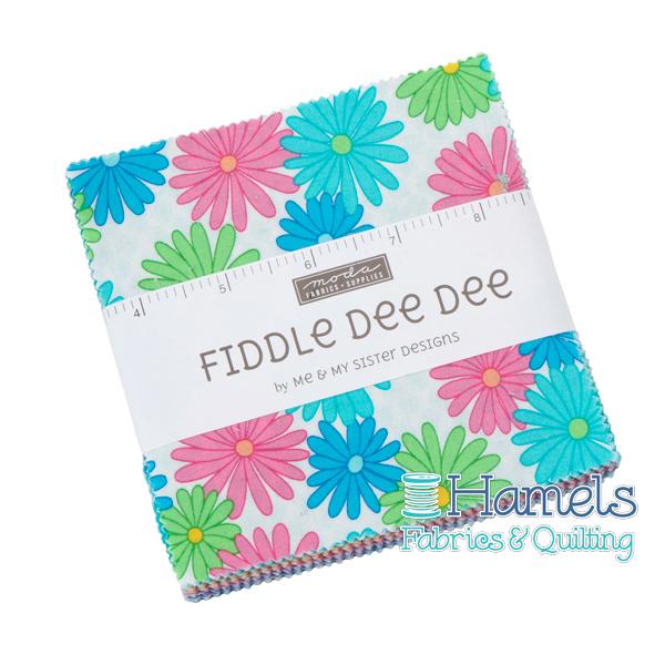 Fiddle Dee Dee Charm Pack