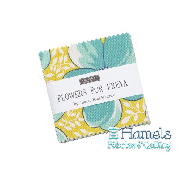 Flowers For Freya Mini Charm Pack
