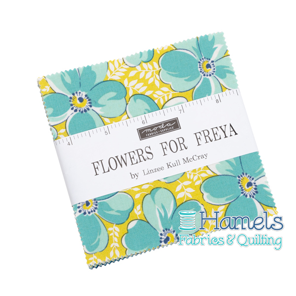 Flowers For Freya Charm Pack