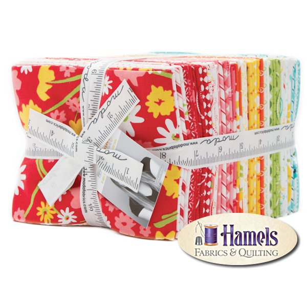Mama's Cottage Fat Quarter Bundle