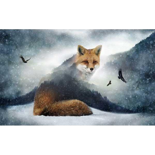 Call of the Wild - Fox - PANEL - 24358-293