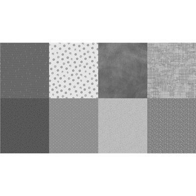 Details Digital Panel by Hoffman - Warm Grey - 24477-619