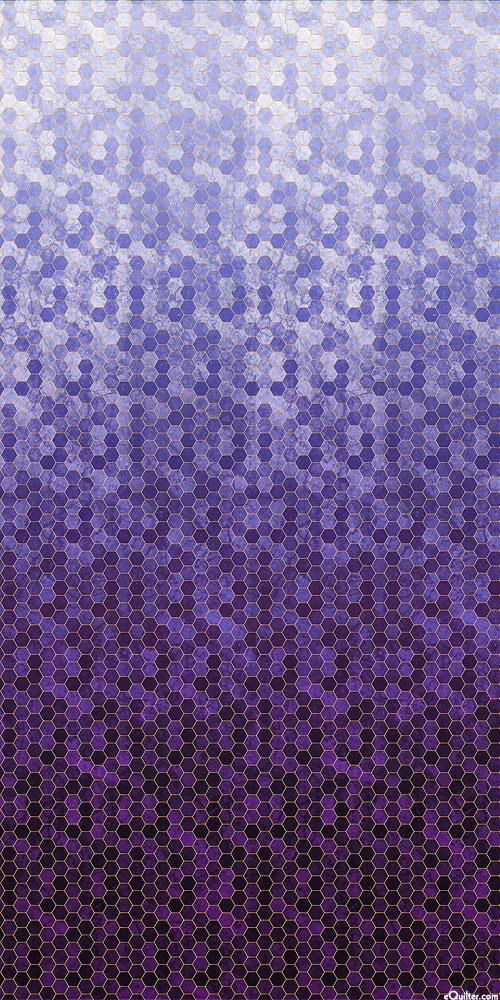 Backsplash Digital 2.0 24762-14 Purple