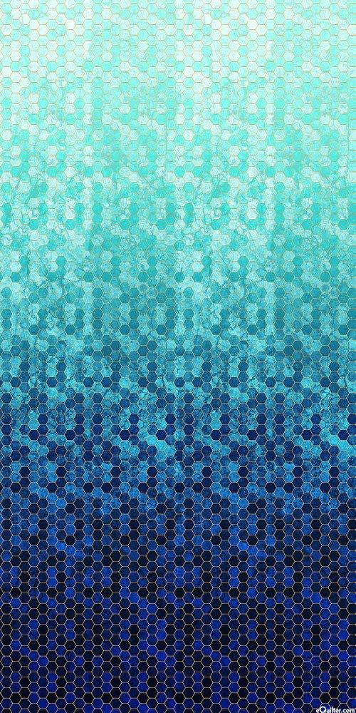 Backsplash Digital 2.0 24762-21 Teal