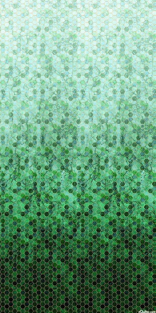 Backsplash Digital 2.0 24762-522 Seagrass