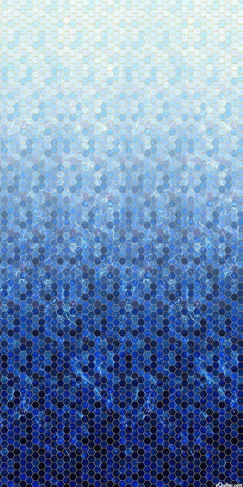 Backsplash Digital 2.0 24762-7 Blue