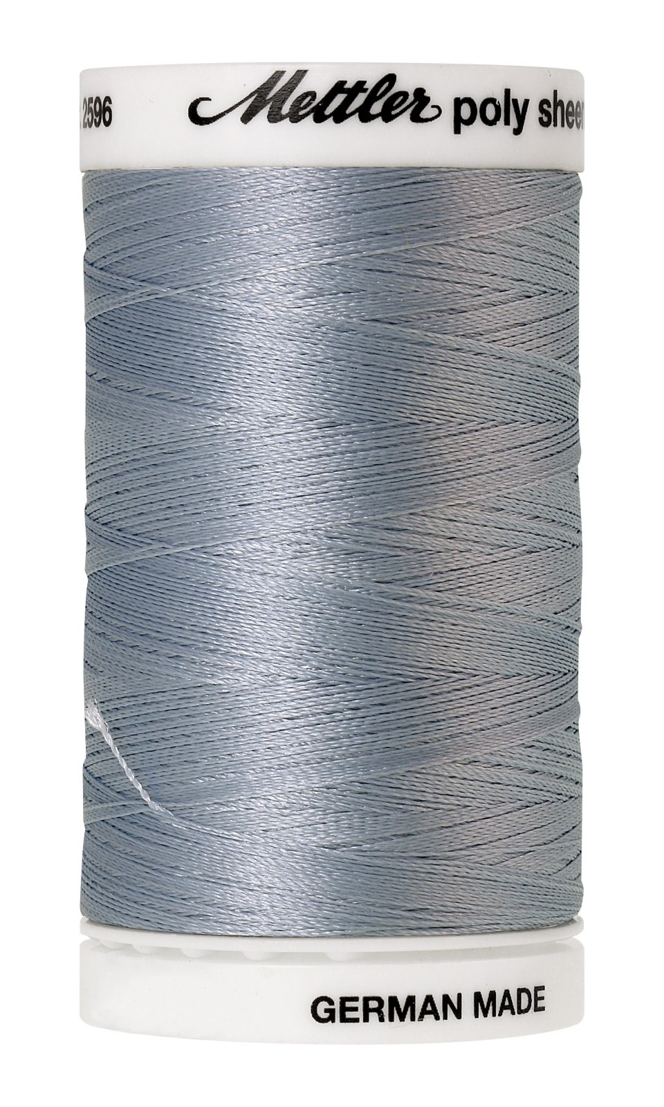 Poly Sheen Polyester Embroidery Thread 40wt 140d 800m/875yds Winter Frost
