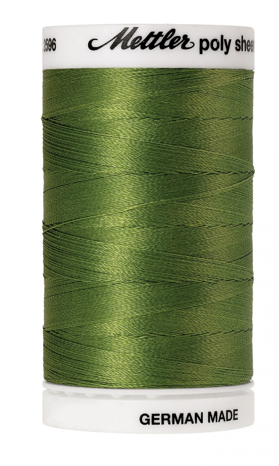 Poly Sheen Polyester Embroidery Thread 40wt 140d 800m/875yds Lima Bean