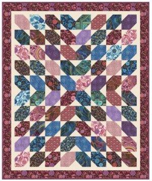 Free Mini Petals Pattern
