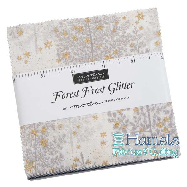 Forest Frost Glitter Charm Pack