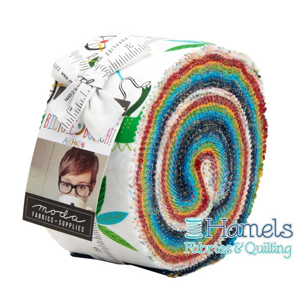 Bicycle Bunch Jelly Roll