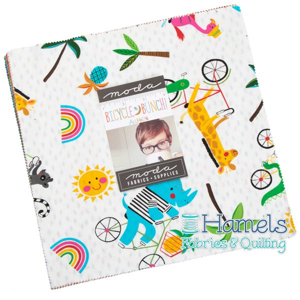Bicycle Bunch Layer Cake