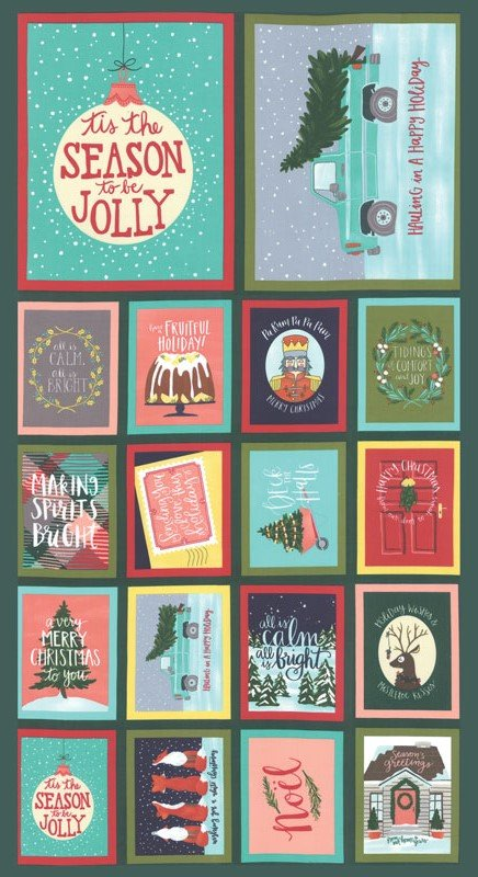 To Be Jolly - PANEL - 536040-11