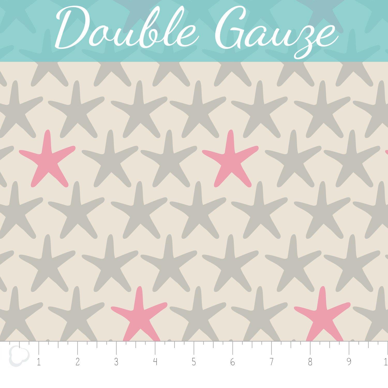 Beach House - Double Gauze - 4141804G-1