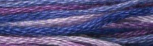 Floss Color Variations Berry Parfait