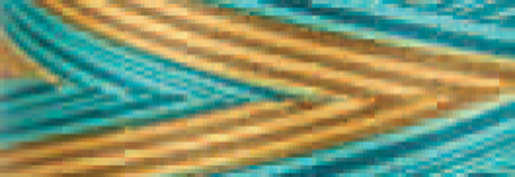Cotton 40wt Thread 700yd - Variegated Atlantis