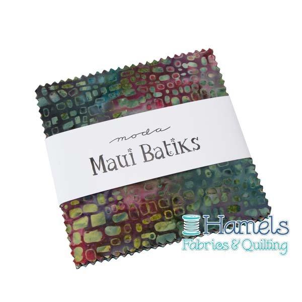 Maui Batiks Charm Pack