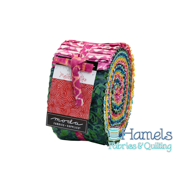 Malibu Batiks Jelly Roll *Coming Soon*