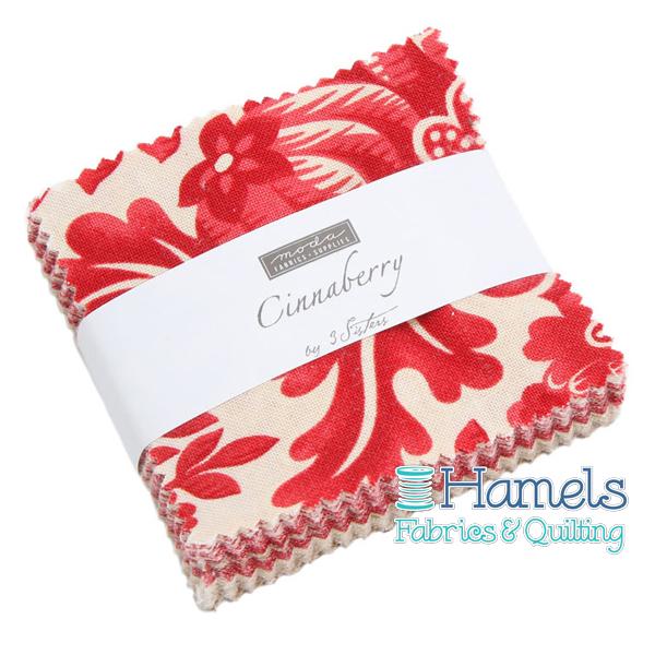 Cinnaberry Mini Charm