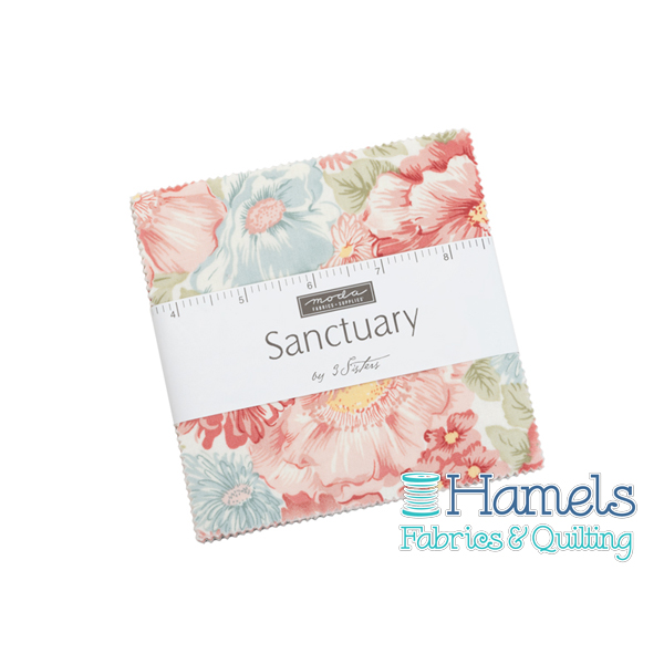 Sanctuary Charm Pack *Coming Soon*