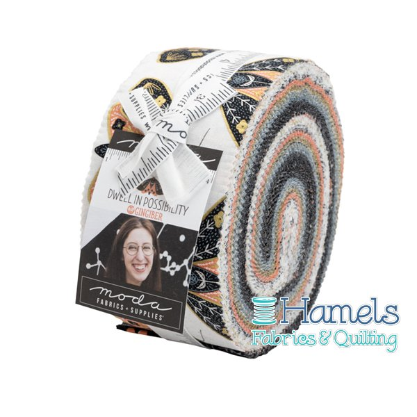 Dwell in Possibility Jelly Roll