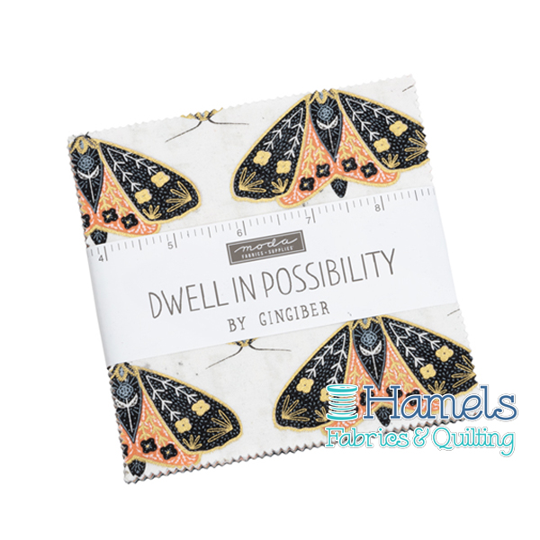 Dwell in Possibility Charm Pack