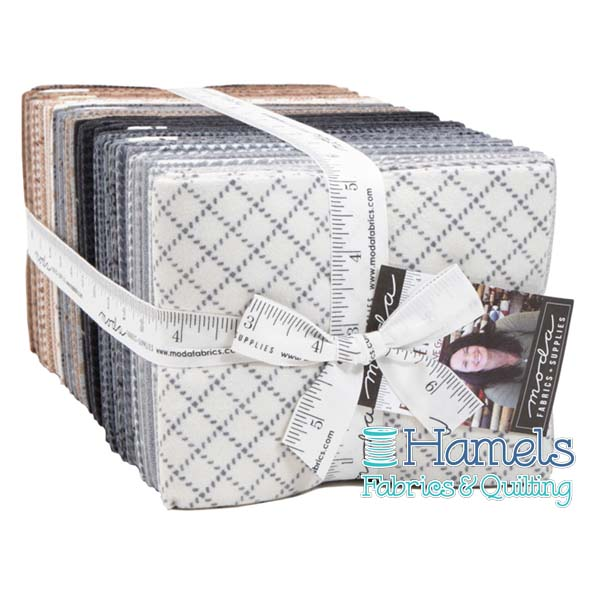 Farmhouse Flannels II Fat Quarter Bundle